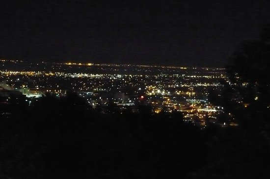 View Of Rapid City Sd From Dinosaur Park At Night Picture Of Dinosaur Park Rapid City Tripadvisor