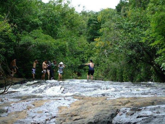 Hotel Fazenda Areia que Canta: Na trilha