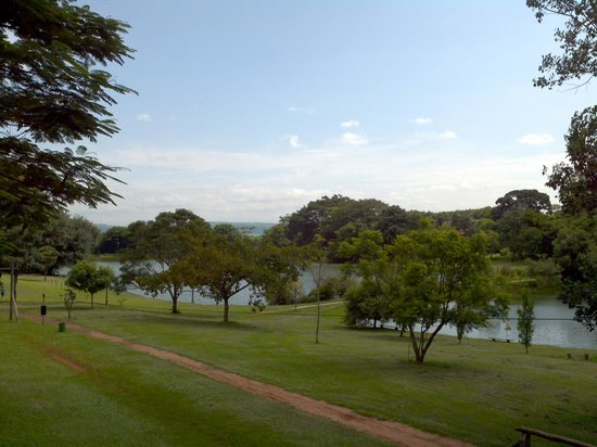 Hotel Fazenda Areia que Canta: Vista panorâmica