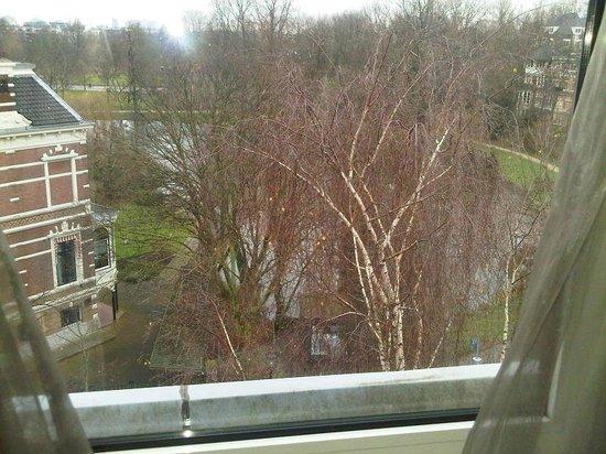 Park Plaza Vondelpark, Amsterdam: Park view