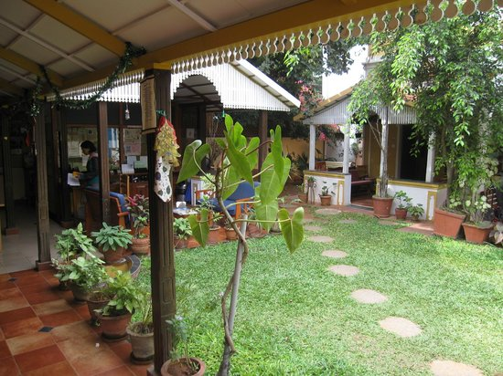 Casa Cottage : Main entrance area
