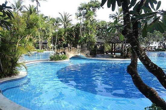 เมเลียบาลีอินโดนีเซีย:                   Pool