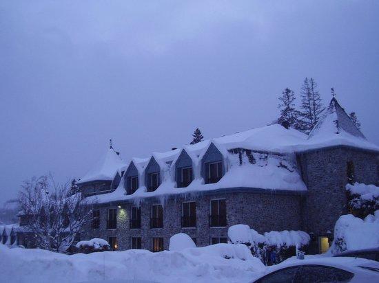 Hôtel Le Chantecler: Hotel