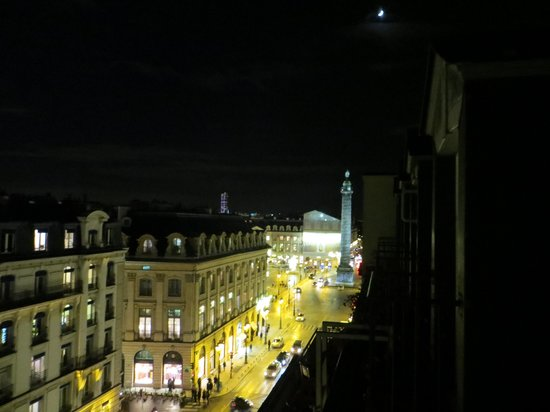 Park Hyatt Paris - Vendome: Beautiful Balcony View