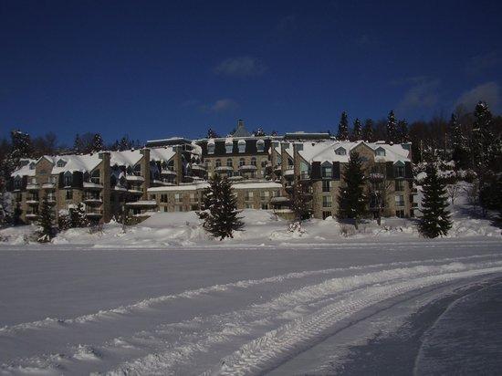Hotel Le Chantecler: Hotel