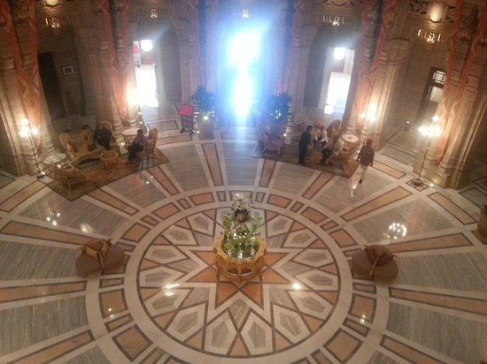Umaid Bhawan Palace Jodhpur : Lobby