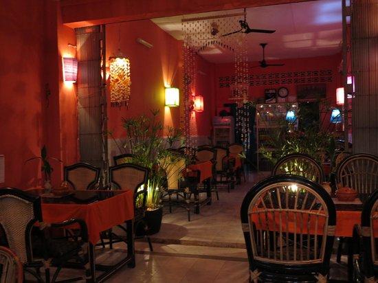 Center Cafe: an evening