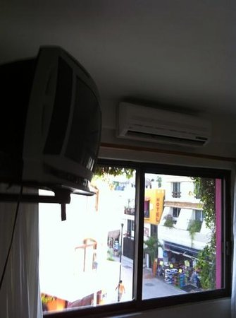 Hotel Delfin: tv air conditionated