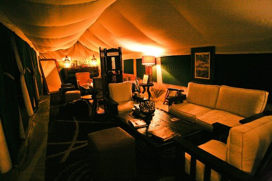 "Entim Camp: ""Indoor lounge"""