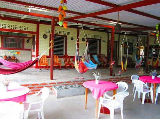 Hospedaje Buena Vista: dinning area