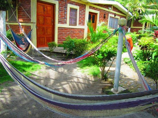 Hospedaje Buena Vista: hammocks