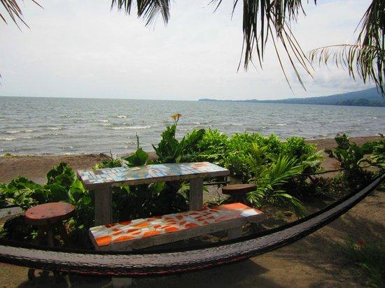 Hospedaje Buena Vista: laguna view