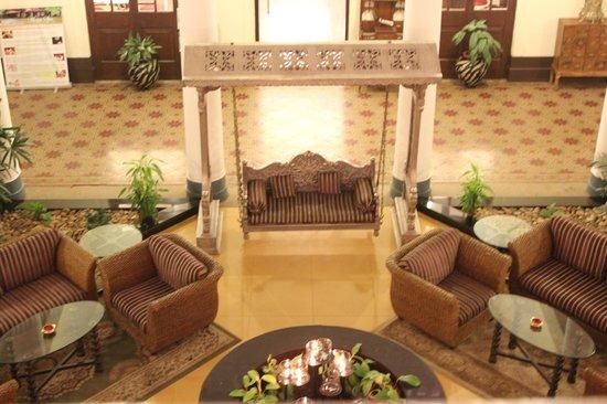 Royal Orchid Brindavan Gardens: Lobby