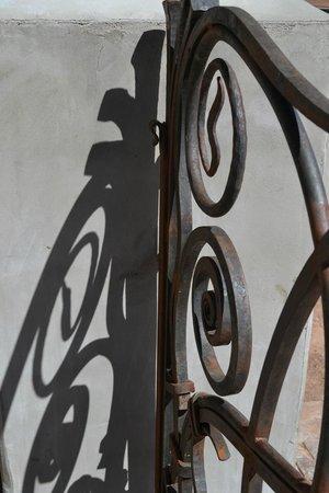 La Posada Hotel: Gate