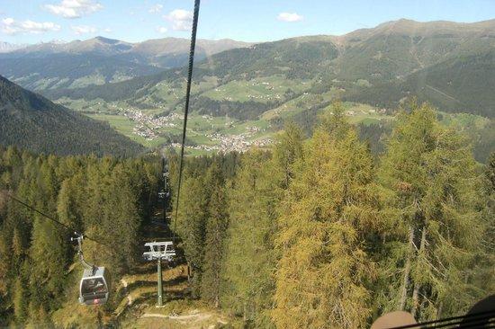 Hochpustertal, Italien: Sesto Val Fiscalina da Prati di Croda Rossa