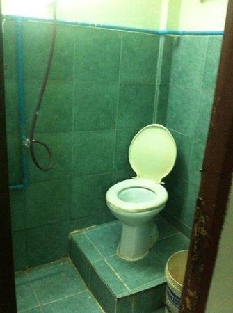 Queen Hotel: toilet