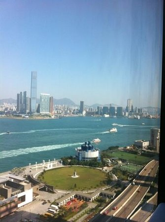 CHI Residences 138: view from the appartmemt on 31 floor