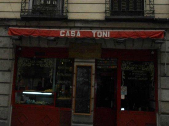 Casa Toni : entrata
