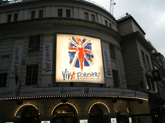 Piccadilly Theatre : Viva forever