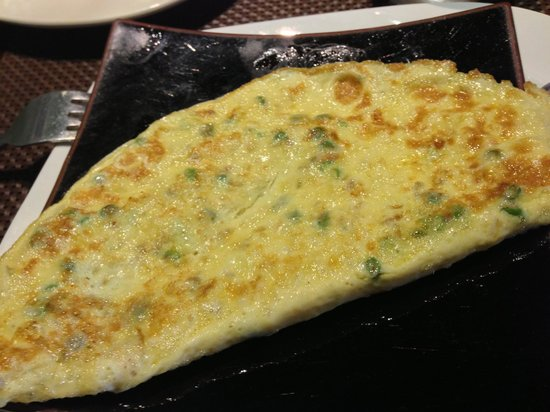 Sala Boutique Hotel: Omelette