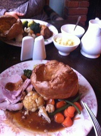 Castle Hotel: Sunday roast!