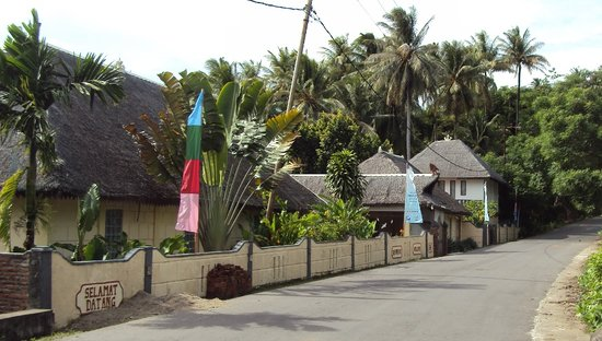 Rasa Seni Hotel Resort: New Road - closest destination for a relaxed holiday