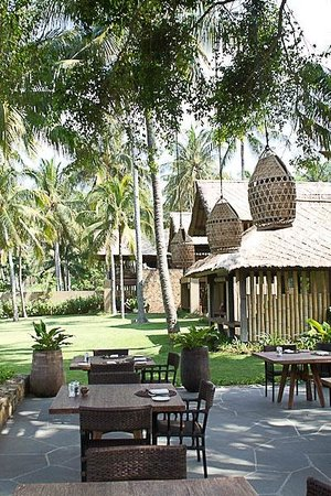 Jeeva Klui Resort: Restaurant