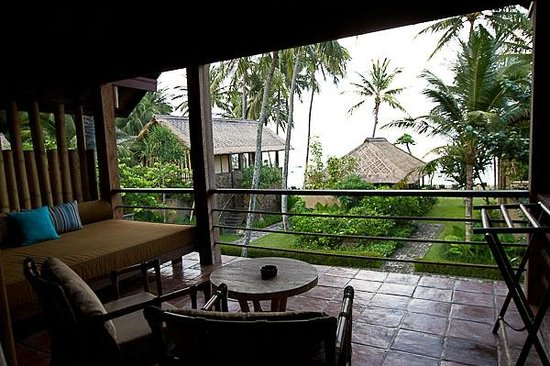 Jeeva Klui Resort: View from verandah