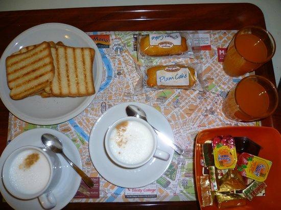Rona Resort: petit-déjeuner