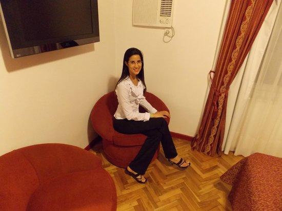 Hotel Facon Grande: Poltronas