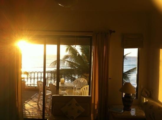 Villa las Brisas: Blick vom Appartement