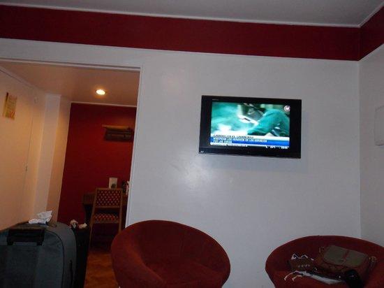 Hotel Facon Grande: Tv