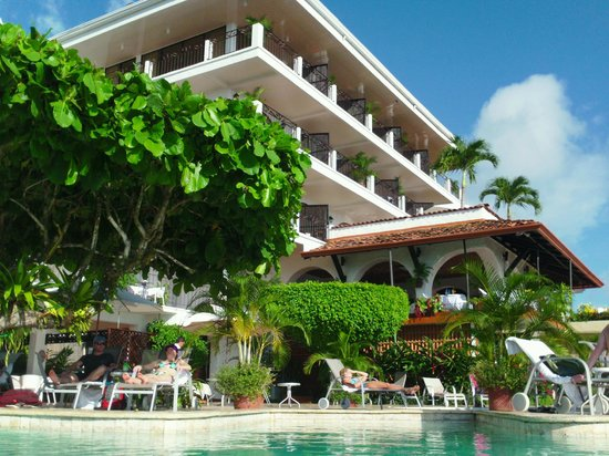 La Mariposa Hotel: La Mariposa