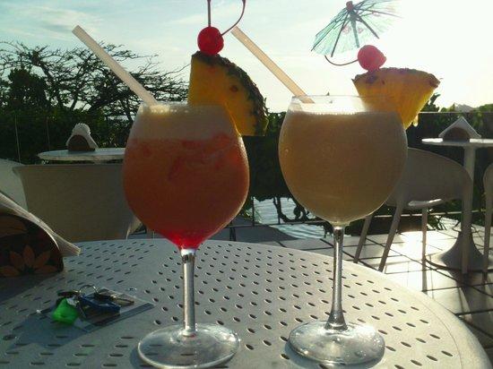 لا ماريبوسا هوتل: Cocktails 