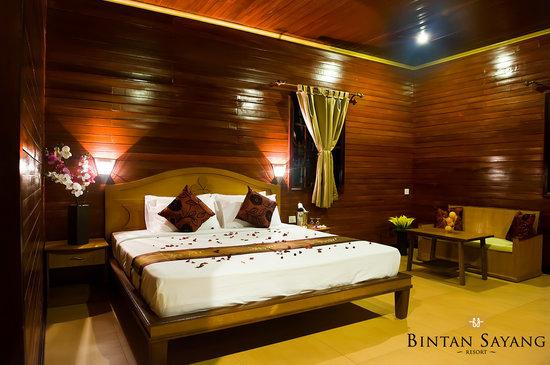 Bintan Sayang Resort: Sea Villa Room