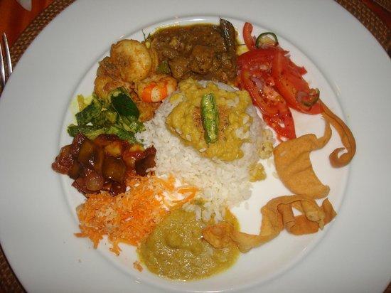 La Maison Nil Manel: discover of local dishes
