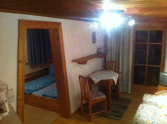 Stoffenhof: room for 2