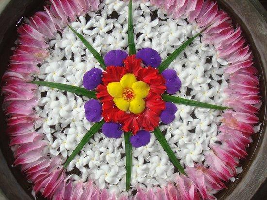 La Maison Nil Manel: beautiful flower decorations
