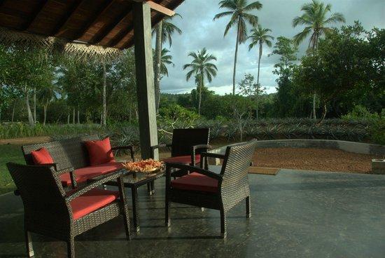 La Maison Nil Manel: Mirala Duwa Island on the lagoon