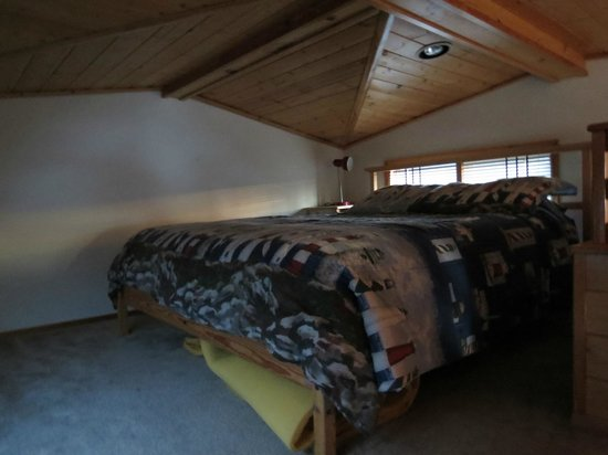 Whaleshead Beach Resort: Loft, perfect for 1 or 2 small kids