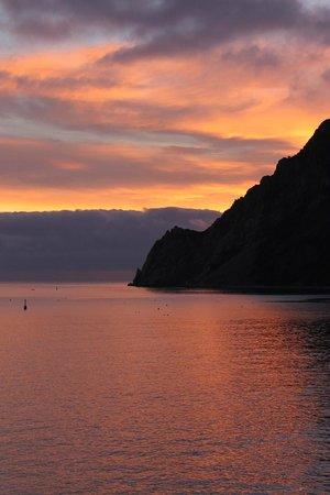 I Coralli: Tramonto a Monterosso