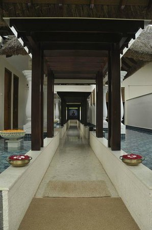 Carnoustie Ayurveda & Wellness Resort: SPA