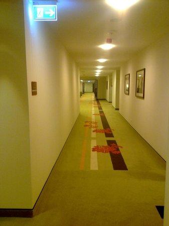 Courtyard Bremen - Corridor
