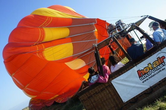 Hot Air Balloon Gold Coast 사진