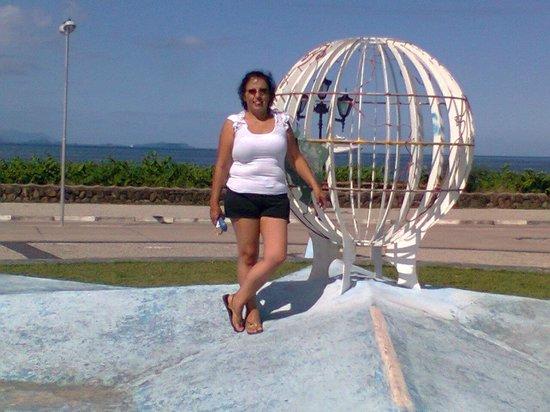 Golfinho Tropical : Trópico de Capricornio, Ubatuba,el lugar donde comienza el verano en el hemisferio sur