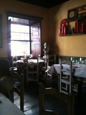 La Hierbita: salon
