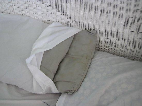 Hotel Bahia Blanca: oreillers