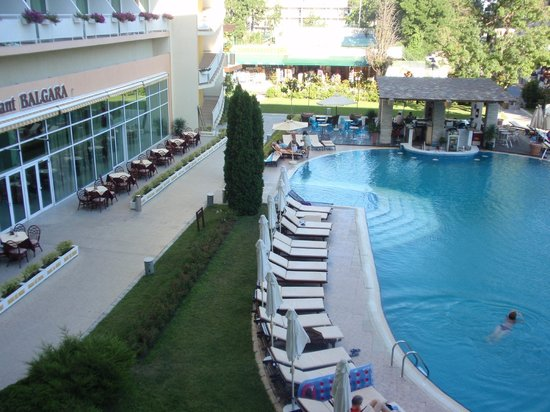 Photo of Grand Hotel Oasis Sunny Beach