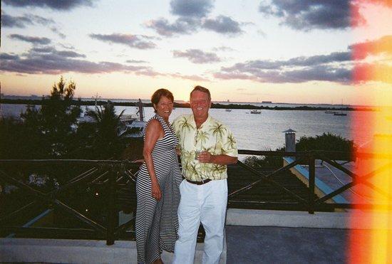 Bahia Tortuga Restaurant - Bar: Roof top tour Bahia