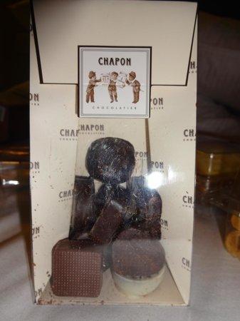 Chocolat Chapon: A Few Selected Chocolates